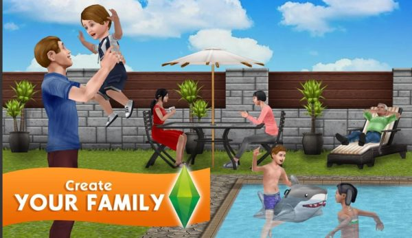 تحميل لعبة The Sims FreePlay للايفون وللاندرويد مجانا تحميل ذا سمز فري بلاي مجانا - موبتل اب