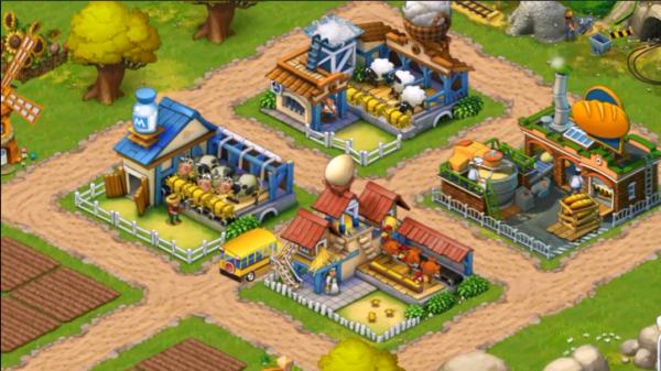 تحميل لعبة القرية